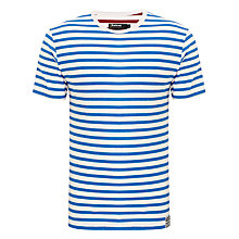Buy Barbour Mason Striped T-Shirt Online at johnlewis.com