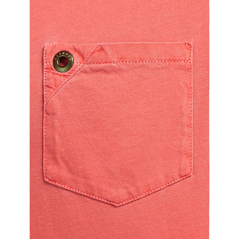 Buy Barbour Laundryman Cotton Polo Top Online at johnlewis.com