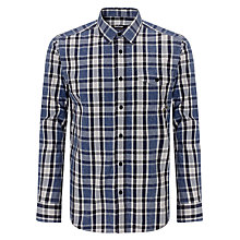 Buy Barbour International Flecked Cotton Check Shirt Online at johnlewis.com