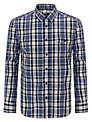 Barbour International Flecked Cotton Check Shirt