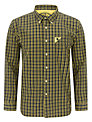 Barbour Laundryman Check Eyelet Detail Shirt