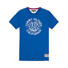 Buy Tommy Hilfiger Naz California T-Shirt Online at johnlewis.com