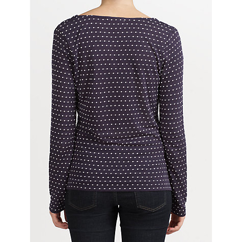 Buy John Lewis Capsule Collection Dot Dash Top Online at johnlewis.com