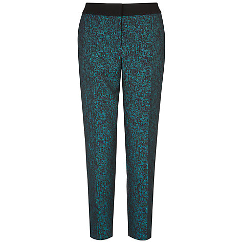 Buy Fenn Wright Manson Sadie Textured Jacquard Trousers, Multi Online at johnlewis.com