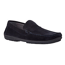 Buy Kin by John Lewis Freddie Suede Driving Loafers Online at johnlewis.com