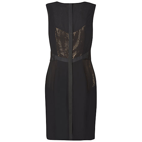 Buy Fenn Wright Manson Carolina Dress, Black Online at johnlewis.com