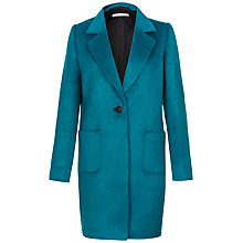 Buy Fenn Wright Manson Marie Tailored Coat, Kingfisher Online at johnlewis.com