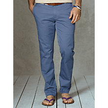 Buy Polo Ralph Lauren Hudson Slim Fit Trousers Online at johnlewis.com