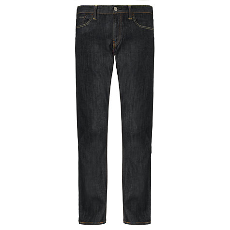 Buy Levi's 504 Regular Straight Leg Jeans, Hi Def Online at johnlewis.com