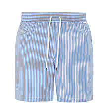 Buy Polo Ralph Lauren Striped Swim Shorts Online at johnlewis.com