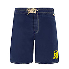 Buy Polo Ralph Lauren Sanibel Swim Shorts, Navy Online at johnlewis.com