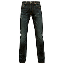 Buy Polo Ralph Lauren Preston Varick Straight Leg Jeans, Blue Online at johnlewis.com
