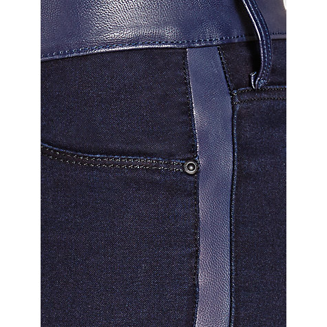 Buy Lee Scarlett Skinny Jean, Shock Dark Flash Online at johnlewis.com