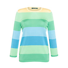 Buy Lauren by Ralph Lauren Stripe Jumper Online at johnlewis.com