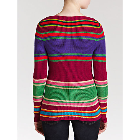 Buy Lauren by Ralph Lauren Jumper, Multi Online at johnlewis.com