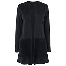 Buy Jaeger Swing Cardigan, Black Online at johnlewis.com