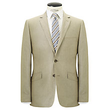 Buy John Lewis Tailored Linen Suit Jacket, Stone Online at johnlewis.com