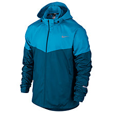 Buy Nike Vapor Jacket, Blue Online at johnlewis.com