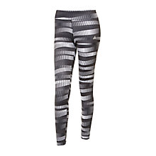 Buy Adidas Women's Ultimate All Over Print Tights Online at johnlewis.com