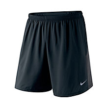 "Buy Nike 7"" Pursuit 2-in-1 Running Shorts Online at johnlewis.com"
