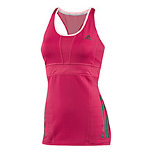 Buy Adidas Supernova Tank Top Online at johnlewis.com