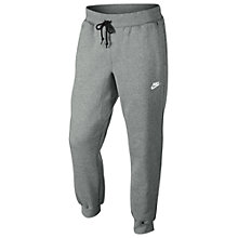 Buy Nike AW77 Cuffed Fleece Training Pants Online at johnlewis.com