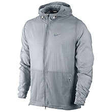 Buy Nike Hurricane Jacket, Grey Online at johnlewis.com