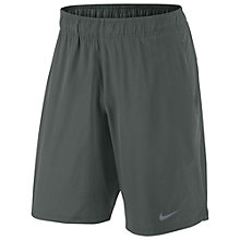 "Buy Nike Gladiator 10"" Shorts, Grey Online at johnlewis.com"