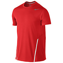 Buy Nike Power UV Crew Neck T-Shirt Online at johnlewis.com