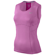 Buy Nike Women's Power Tank Top, Pink Online at johnlewis.com