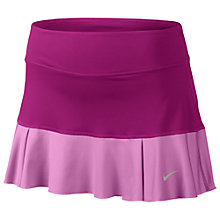 Buy Nike Flirty Skirt, Pink/Purple Online at johnlewis.com