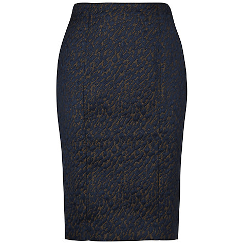 Buy Fenn Wright Manson Julie Skirt, Navy Online at johnlewis.com