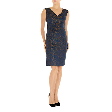 Buy Fenn Wright Manson Frankie Dress, Navy Online at johnlewis.com
