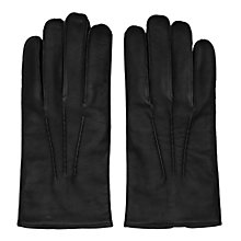 Buy Reiss Thorman Leather Gloves Online at johnlewis.com