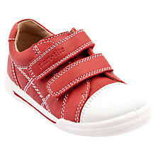 Buy Start-rite Flexy Soft Milan Trainers, Chilli Red Online at johnlewis.com