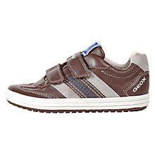 Buy Geox Vita Double Rip-Tape Trainers Online at johnlewis.com