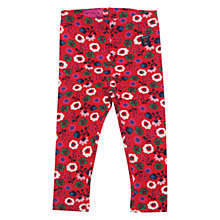 Buy Polarn O. Pyret Wolsingham Leggings, Red Online at johnlewis.com