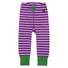 Buy Polarn O. Pyret Donhen Leggings, Acai Online at johnlewis.com