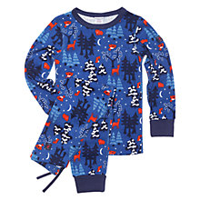 Buy Polarn O. Pyret Pittsburgh Pyjamas, Morning Glory Online at johnlewis.com