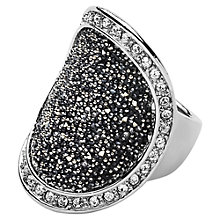 Buy Dryberg Kern Carly Swarovski Crystal Ring Online at johnlewis.com