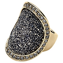 Buy Dryberg/Kern Carly Swarovski Crystal Ring Online at johnlewis.com