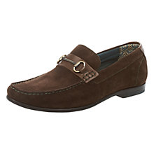 Buy Ted Baker Calep Leather Loafers Online at johnlewis.com