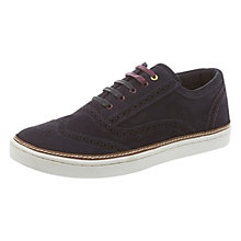 Buy Ted Baker Harpa 2 Trainer Brogues Online at johnlewis.com