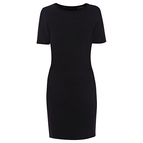 Buy Coast Louie Knitted Dress, Black Online at johnlewis.com
