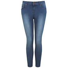 Buy Miss Selfridge Mid Wash Jeans, Mid Wash Denim Online at johnlewis.com