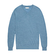 Buy Reiss Astro Merino Wool V-Neck Jumper Online at johnlewis.com