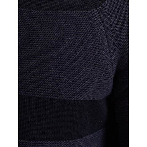 Buy Barbour Crochet Cotton Jumper Online at johnlewis.com