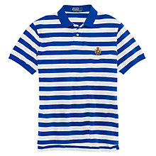 Buy Polo Ralph Lauren Striped T-Shirt, Rugby Royal Online at johnlewis.com