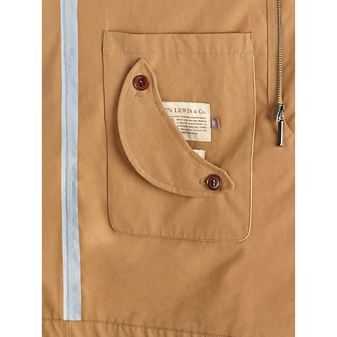 Buy JOHN LEWIS & Co. Made in England Ventile Mac Online at johnlewis.com