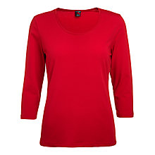 Buy Betty Barclay Scoop Neck T-Shirt Online at johnlewis.com